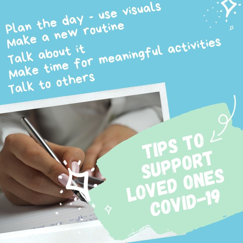 Tips For Supporting Loved Ones During The COVID-19