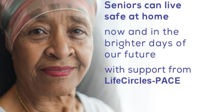 LifeCircles Continues to Innovate to Keep Seniors Safe in Their Homes.